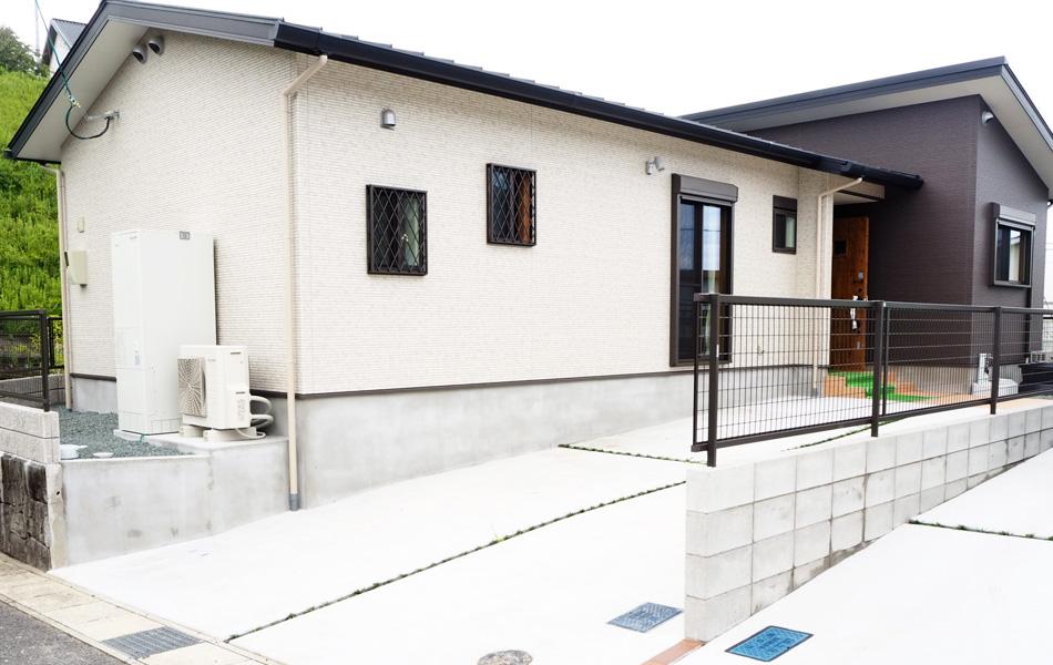 熊本市南区モデルハウス