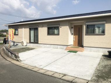 松橋平屋モデルハウス